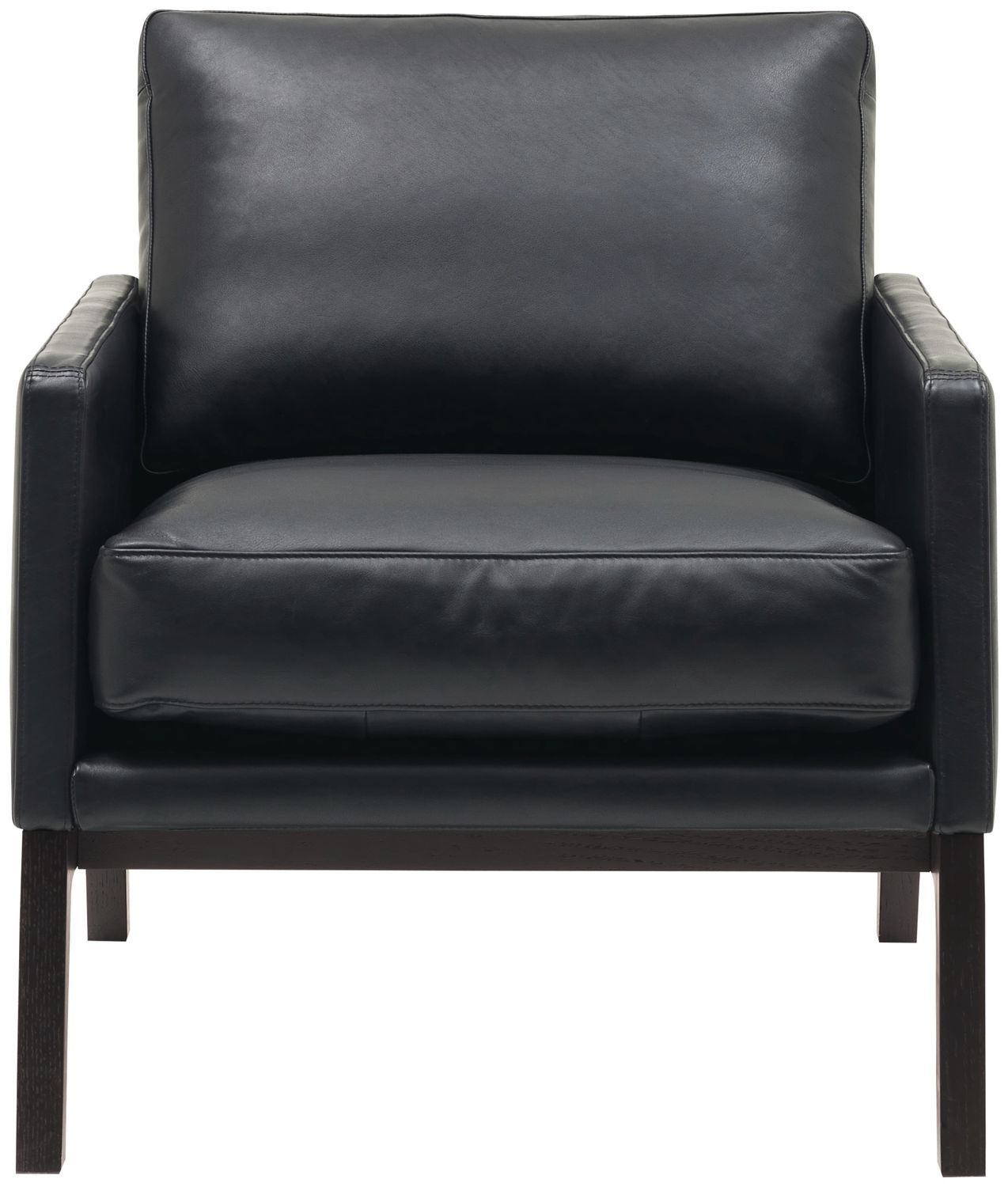 Contemporary Armchair / Wooden / Fabric / Leather MONTE BoConcept ...