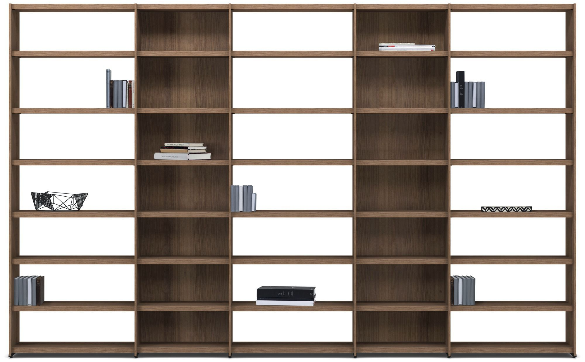 Awesome ... Contemporary Bookcase / MDF / Custom