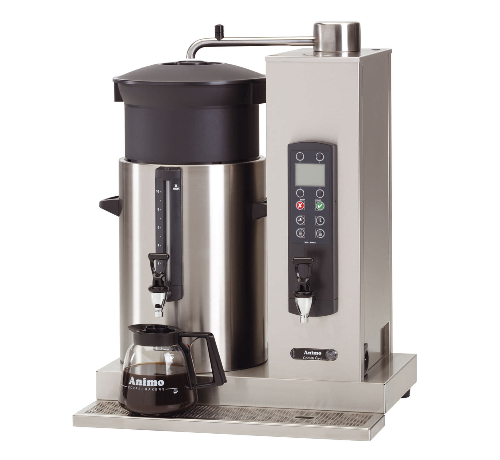 Filter coffee machine / commercial / manual - CB 1X.