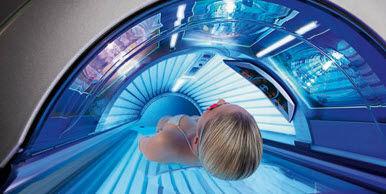 tanning bed - inspiration 400-s - jk-sales ergoline
