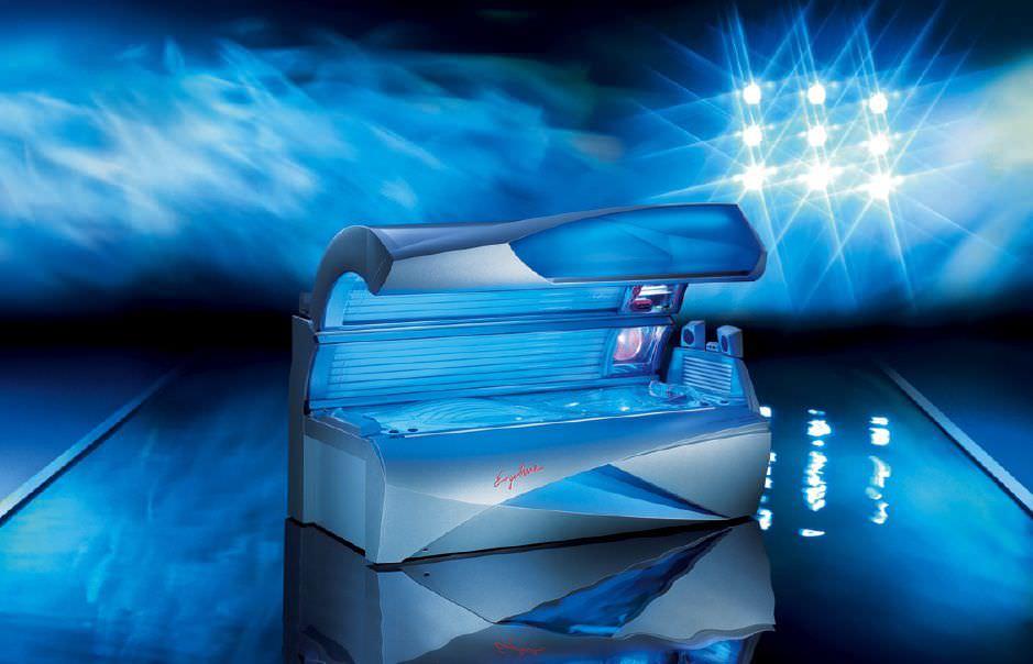 Tanning Bed Affinity 600 S Jk Sales Ergoline