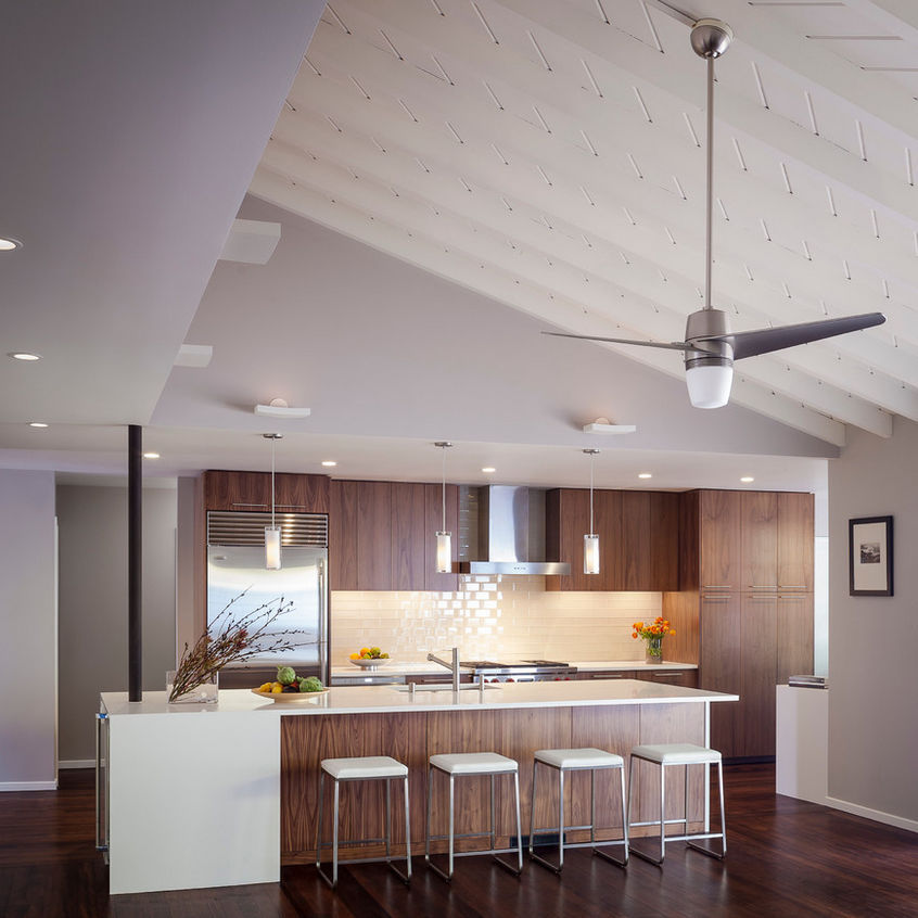 Ceiling fan residential metal plastic velo the modern fan ceiling fan residential metal plastic velo aloadofball Image collections