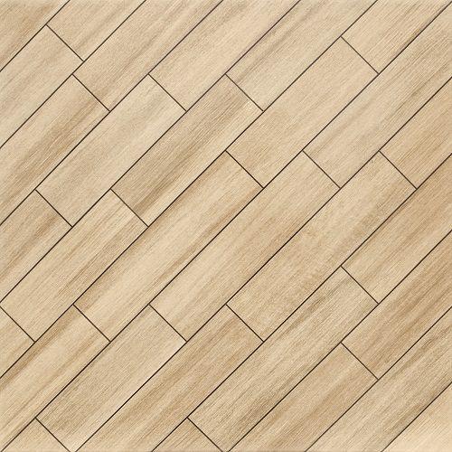 Indoor Tile Floor Ceramic Embossed Sand Wood Ceramica