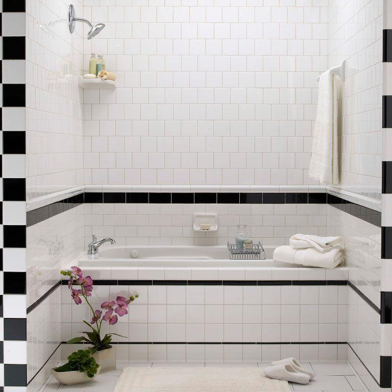 Indoor tile / bathroom / floor / ceramic - IC BRITES - Interceramic