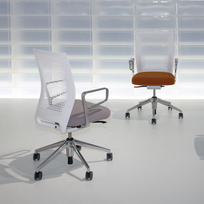 contemporary office chair ergonomic adjustable swivel id air