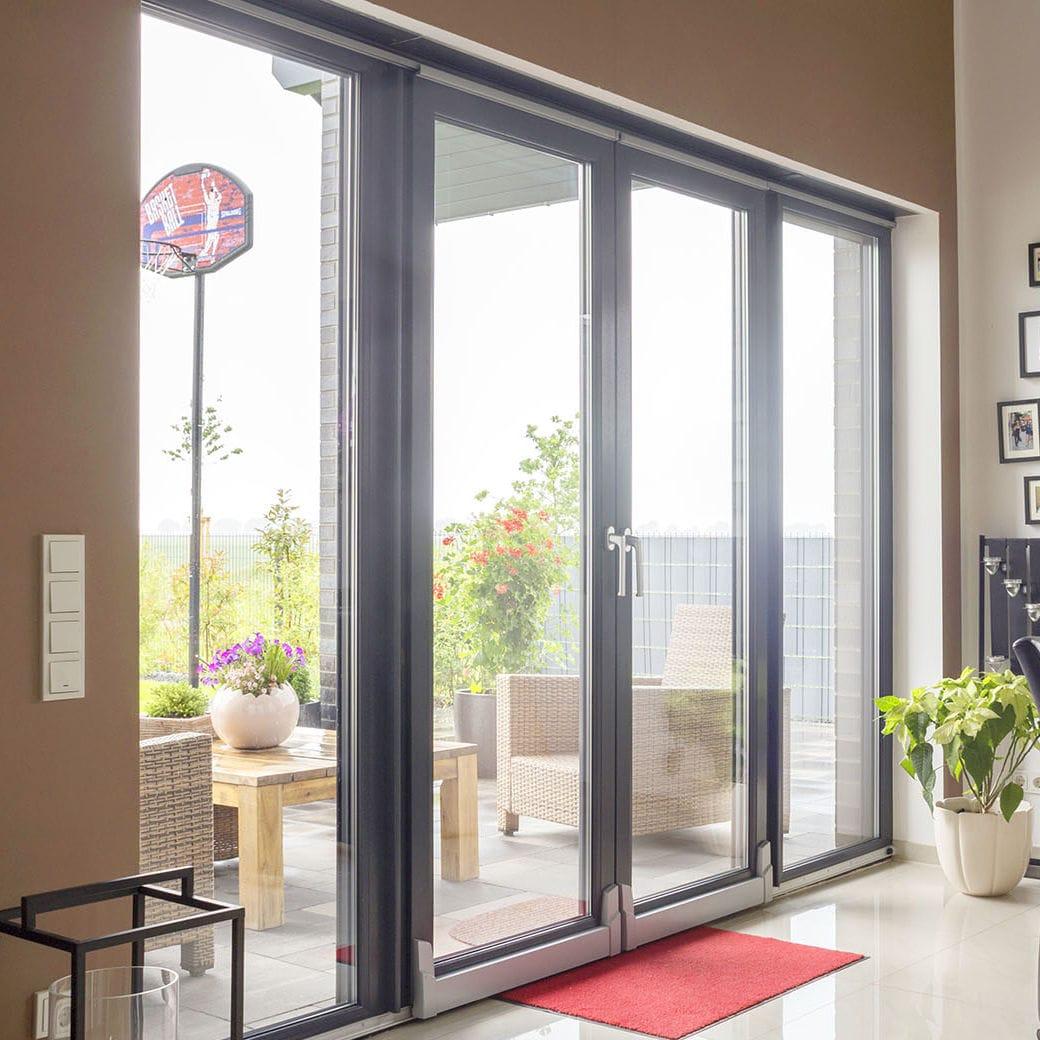 Tilt And Slide Patio Door / Steel / Double Glazed / Triple Glazed   IGLO5  PSK