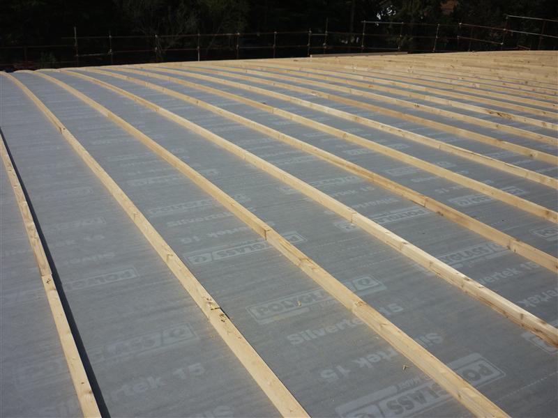 ... Polypropylene Waterproofing Membrane / For Roofs / Roll / Protection  SILVERTEK 15 SEAL LAP Polyglass Spa