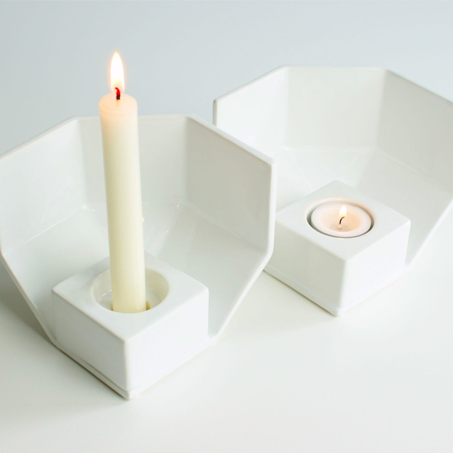 Handmade Candle Stand Designs : Off handmade unique design glass candle holder wedding