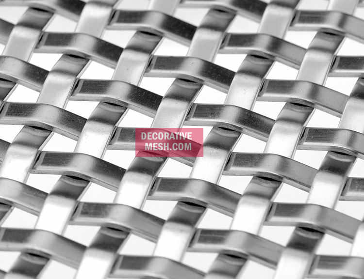 Building woven wire fabric / stainless steel / square mesh - JY-8156 ...
