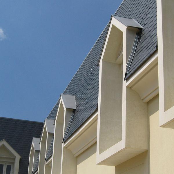 Roof cornice / metal / exterior & Roof cornice / metal / exterior - STONE ALU GROUP memphite.com