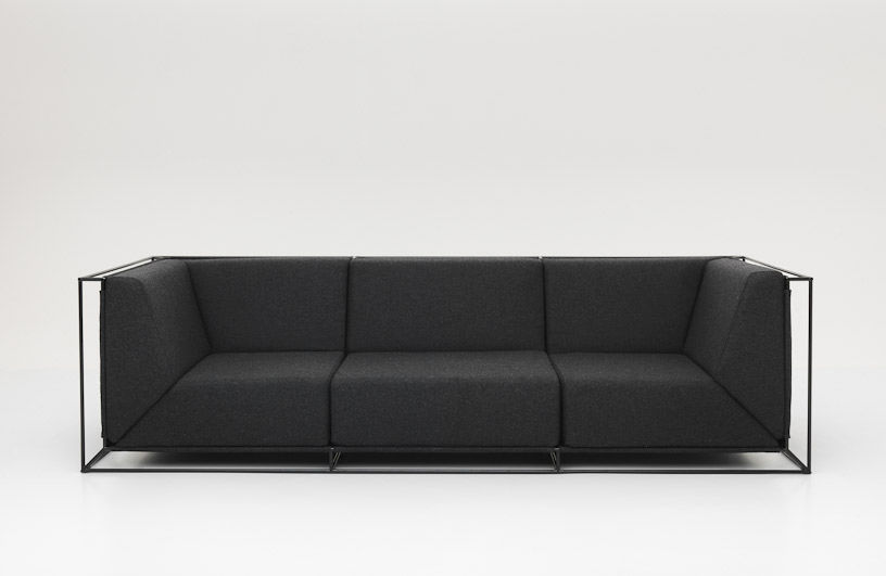 Elegant ... Modular Sofa / Contemporary / Fabric / By Philippe Nigro ... Ideas