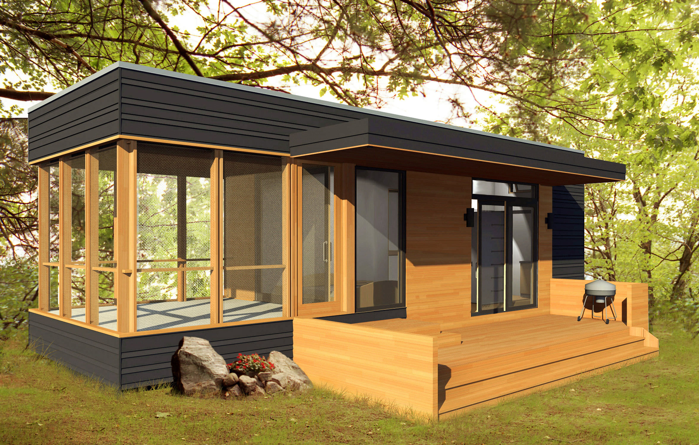 Curtis Emmet | Micro Home Designs – HomeStyle Digest