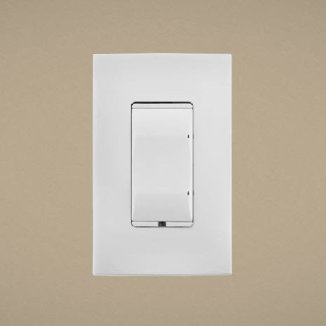 Light dimmer switch plastic contemporary C4 APD120 Control4