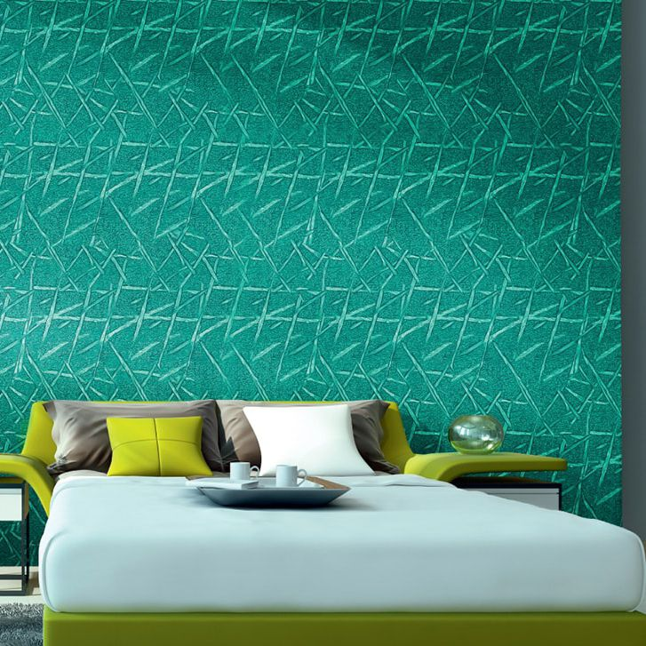 Wonderful Decorative Coating / Interior / For Walls / Water Based   CRISS CROSS