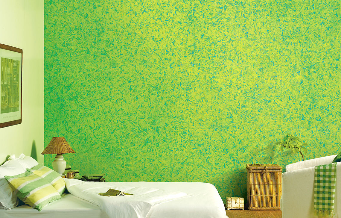 Green Bedroom ideas very soft