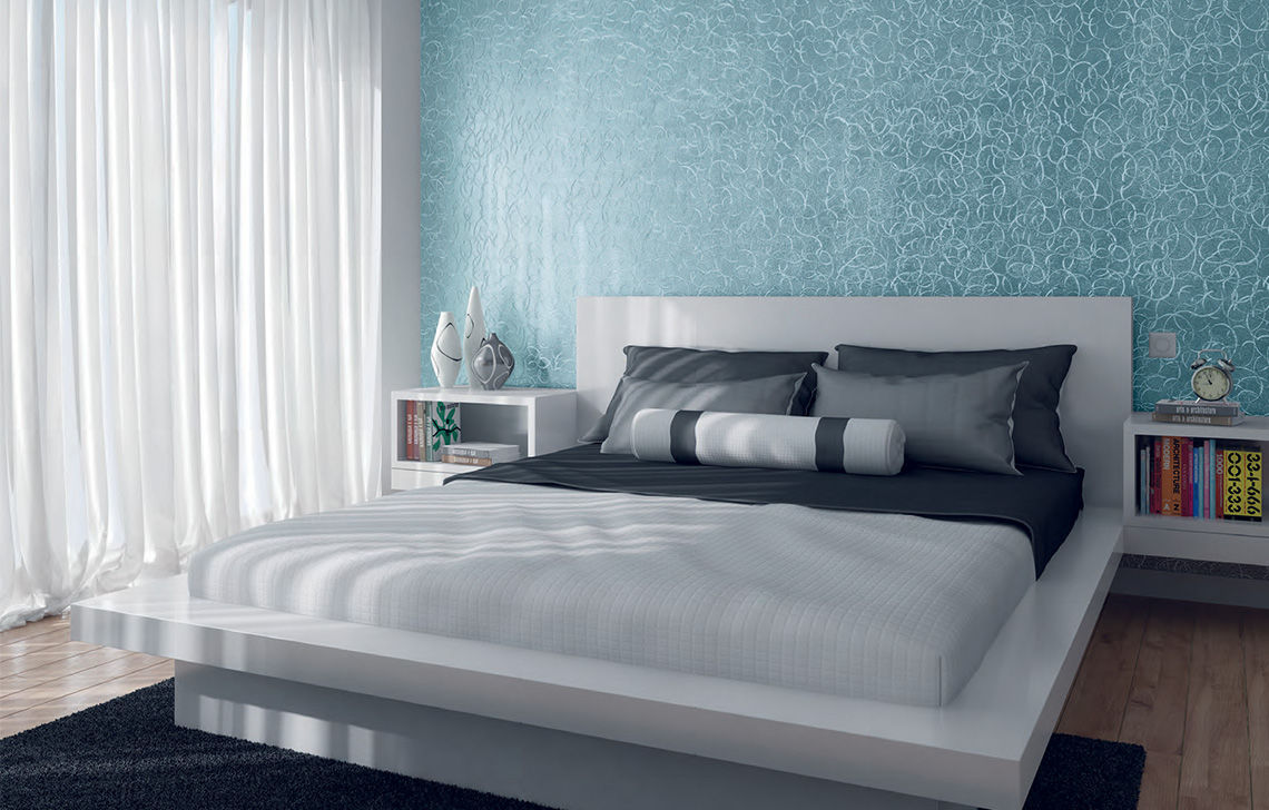 Decorative paint / for walls / interior / water-based FIZZ ASIAN PAINTS