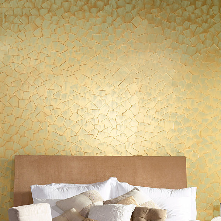 Decorative Paint / For Walls / Interior / Metallic Look ...
