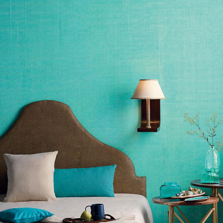 Decorative paint for walls interior effect JUTE ASIAN PAINTS