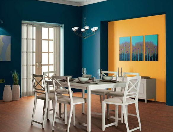 decorative paint / for walls / for wood / for metal - premium