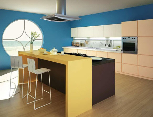Decorative paint / protective / for walls / for wood - PREMIUM GLOSS ...