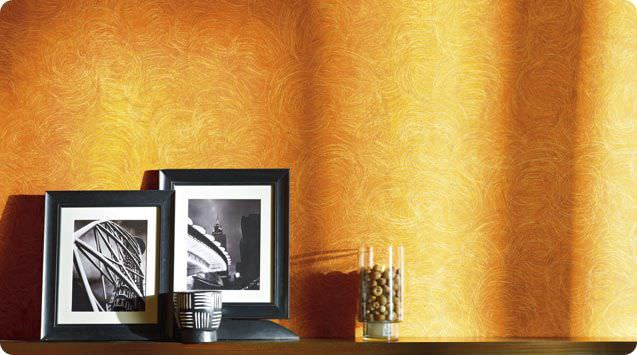 Decorative paint / for walls / interior / effect - YARN - ASIAN PAINTS
