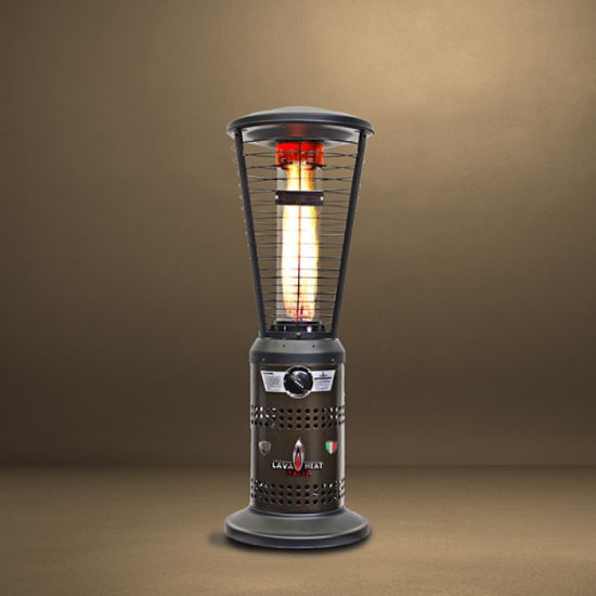 Free Standing Infrared Patio Heater Gas Ember Mini