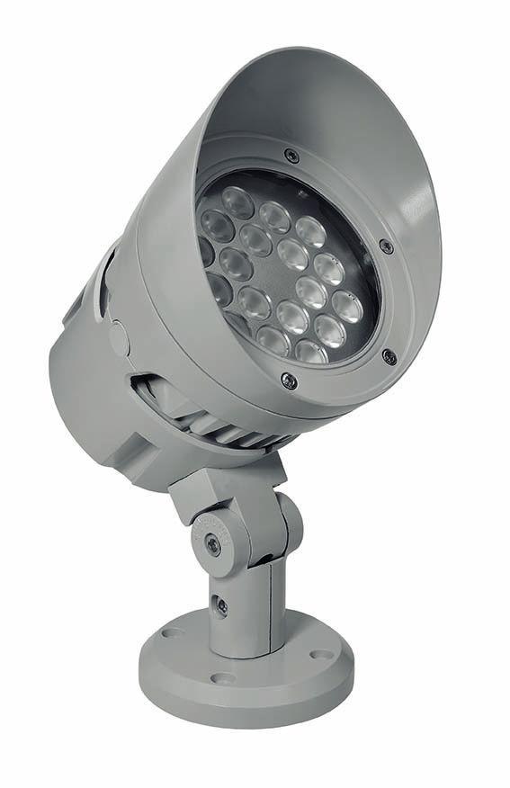 outdoor led spotlights stainless steel wallmounted spotlight outdoor led round wallmounted hydrosky puk lighting