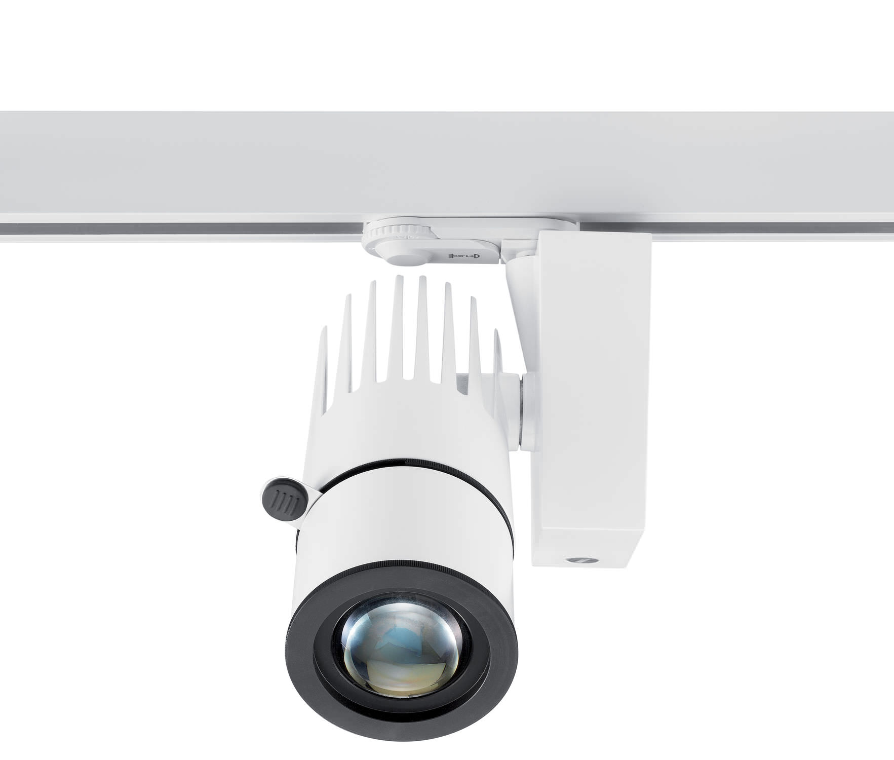 led track light round steel dimmable concord beacon projector havells sylvania.  sc 1 st  arlingtonlocksmith.us & Shop Allen Roth 6light Brushed Nickel Integrated Led Decorative ... azcodes.com