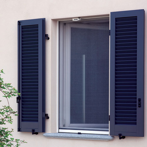 Fixed Insect Screen / Roll Up / For French Doors NAVELLO S.p.A. ...
