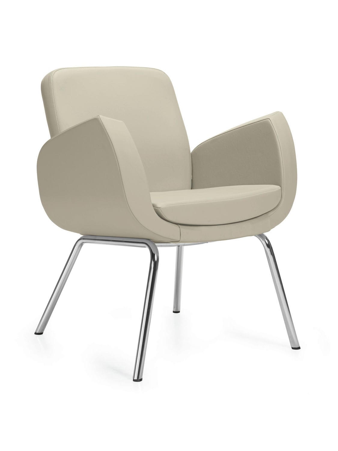 contemporary visitor chair  fabric  leather  with armrests  -  contemporary visitor chair  fabric  leather  with armrests kateglobal ad