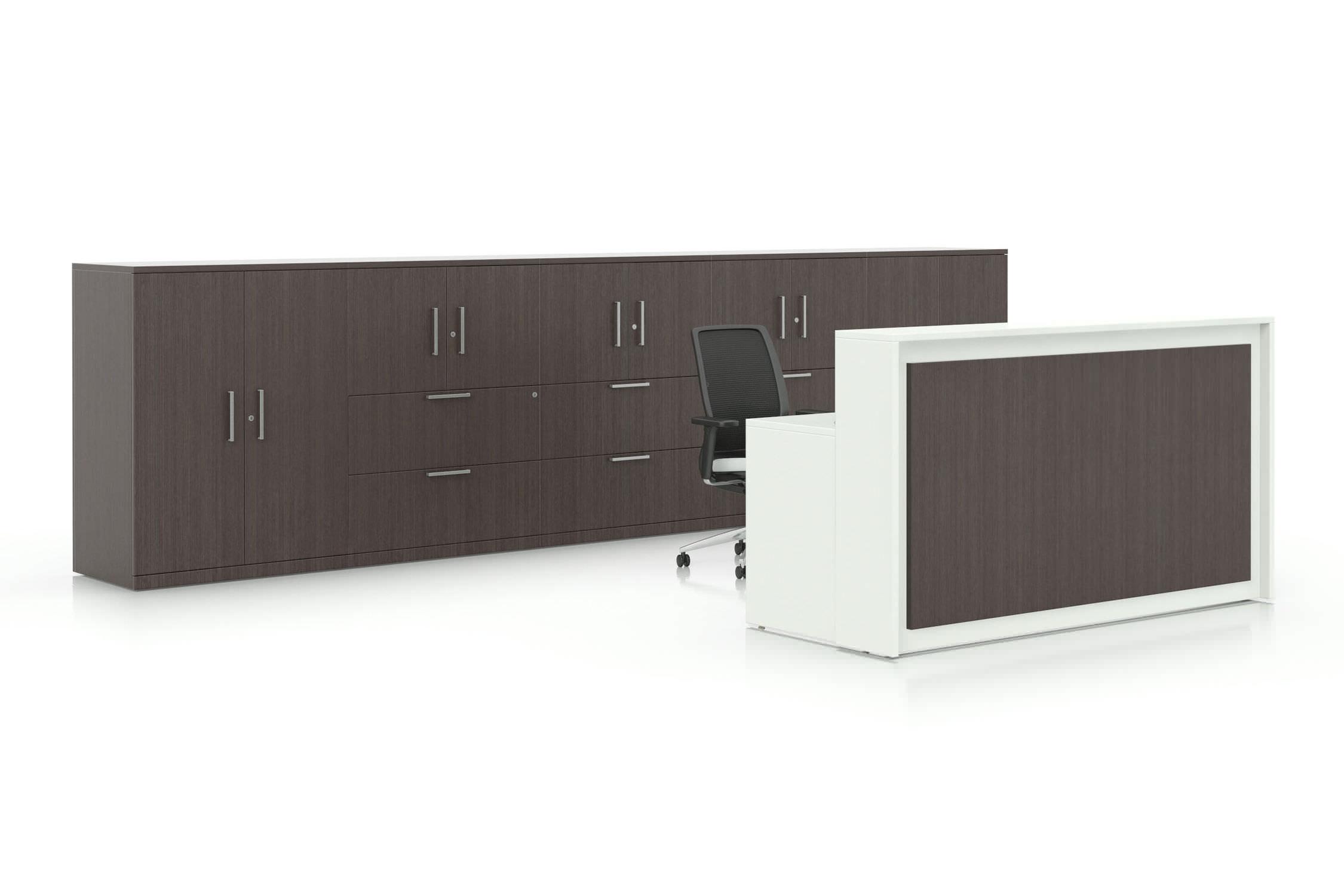 Modular Reception Desk Laminate Licence 2
