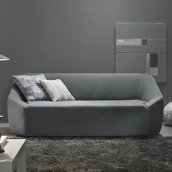 Contemporary Sofa Polyurethane Foam With Removable Cover