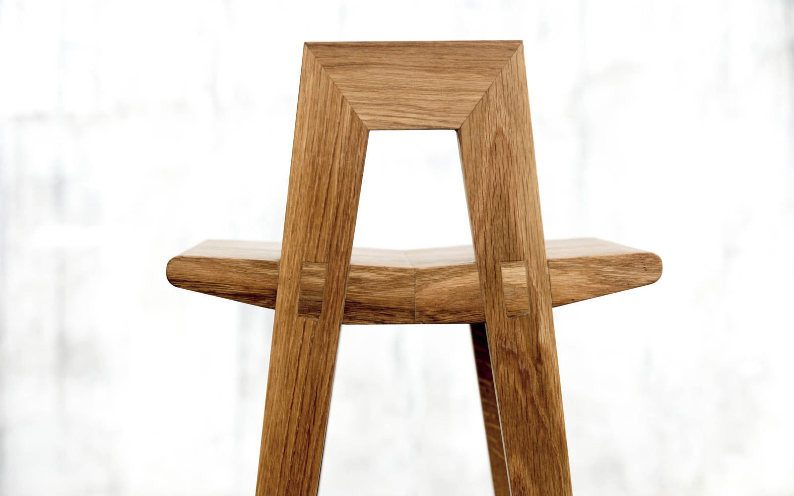 contemporary bar stool  oak grable qowood . contemporary bar stool  oak  grable  qowood