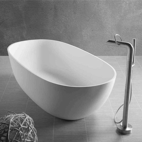 Freestanding Bathtub / Oval / Quartz   DUBAI By Dado