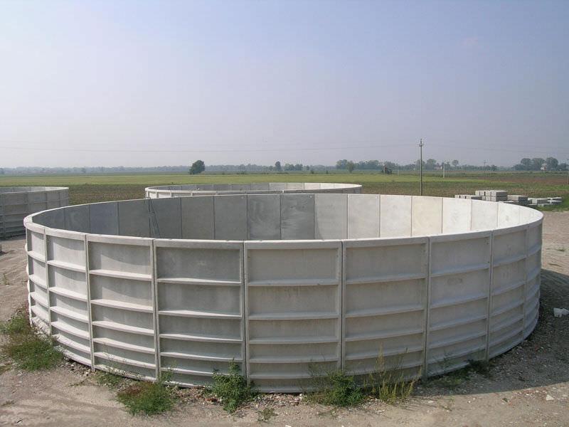 In Ground Water Tank Concrete - Best Tank 2018