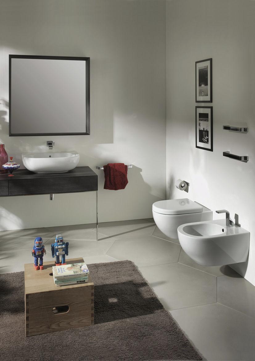 ... Wall Hung Toilet / Ceramic ...