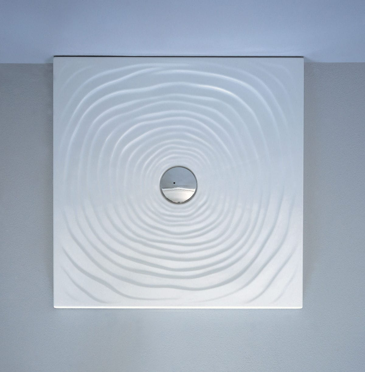 Square shower base / ceramic - WATER DROP 80x80 : DR80 by Luca ...
