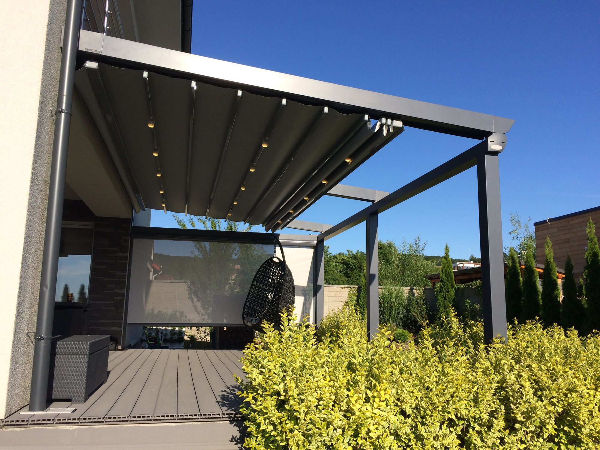 Commercial Awning PERGOLA ALU AVANTGARDE AS
