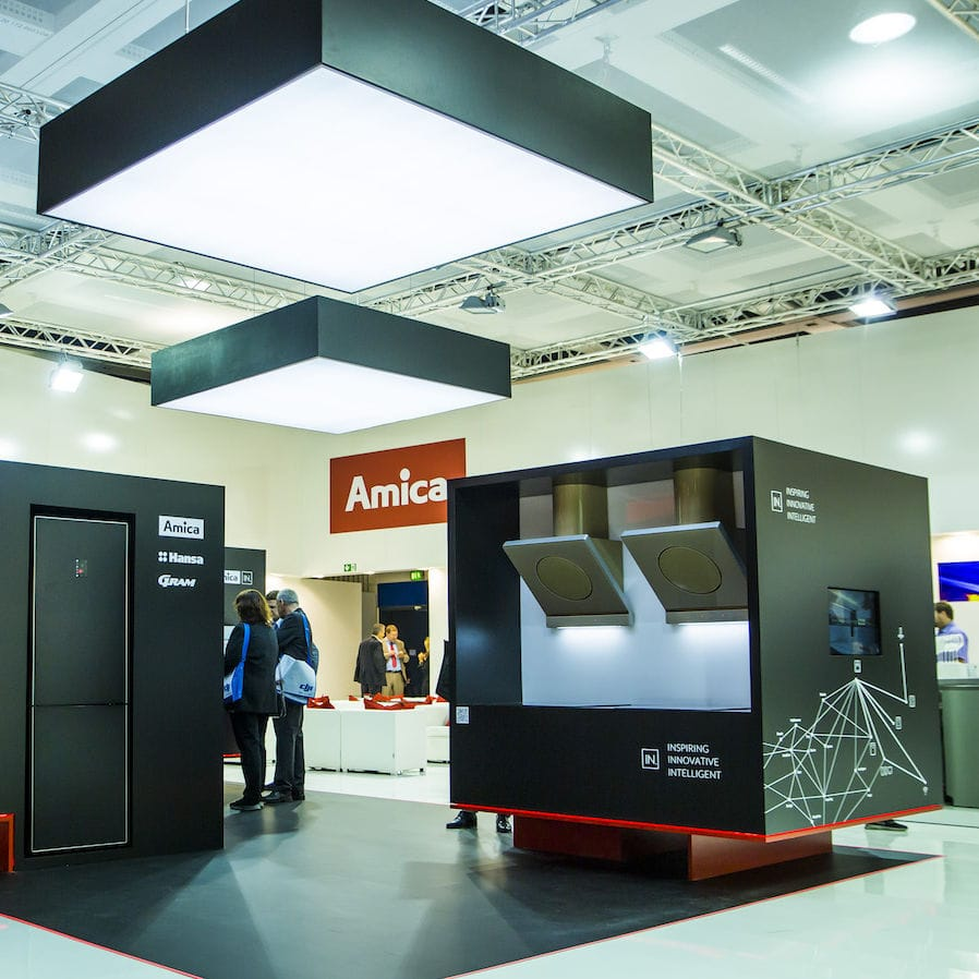 Modern Exhibition Stand Near Me : Exhibition stand amica inter mark group sp. z o.o. sp. komandytowa