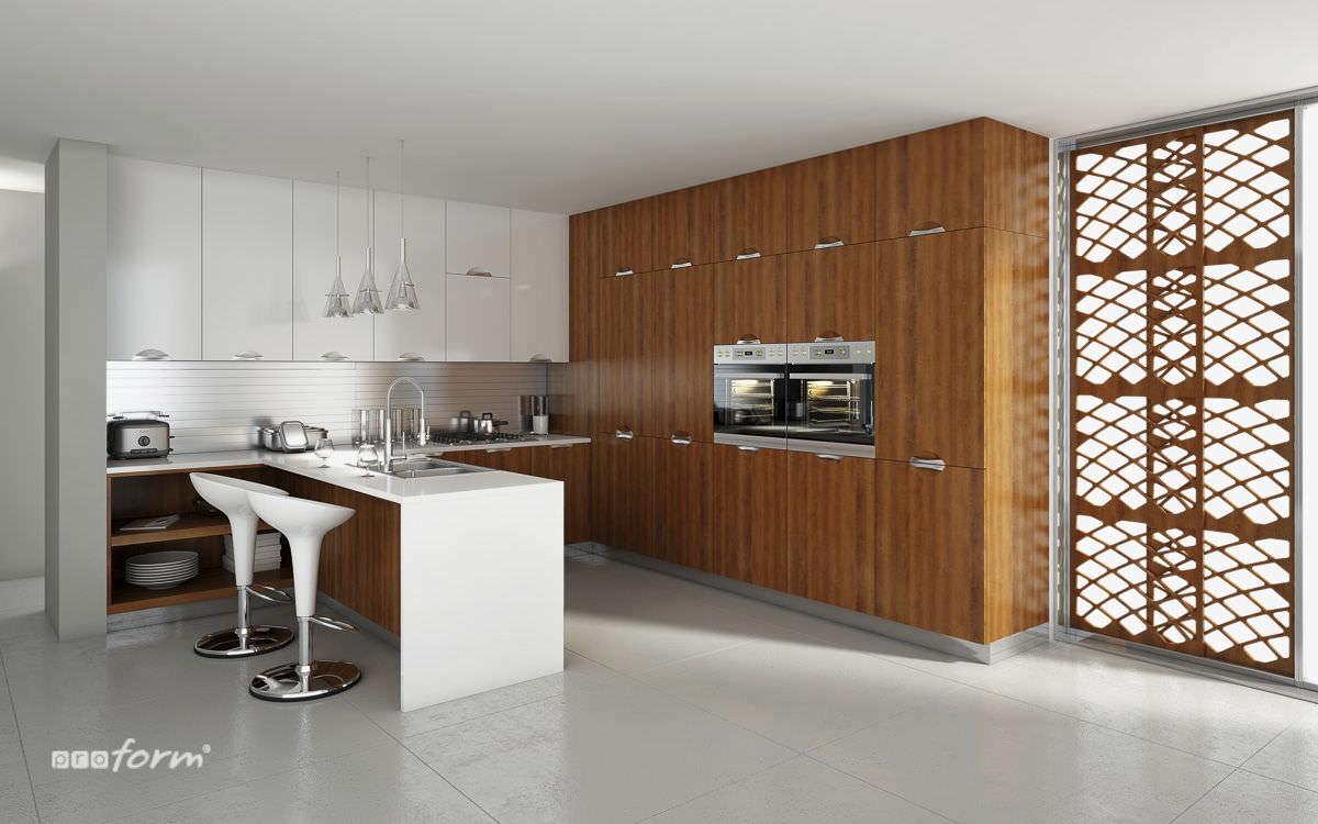 decorative panel mdf glue laminated wood for interior