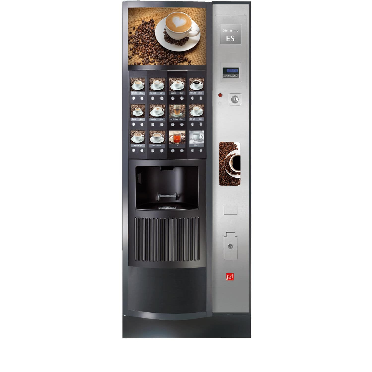 Coffee Dispenser Sielissimo Es Design