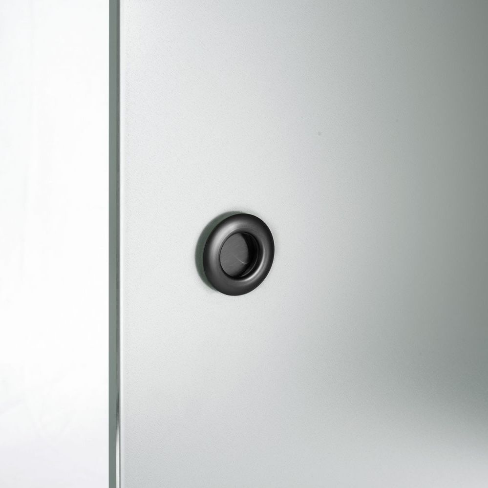 Glass Door Pull Handle / Contemporary   ACCESSORY SLIDING DOOR   ROUND  HANDLE
