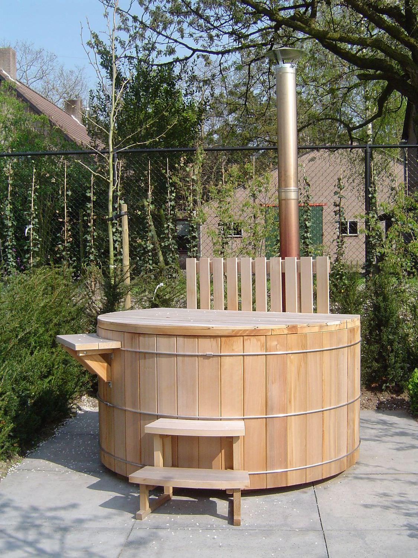 Cedar Nordic Hot Tub