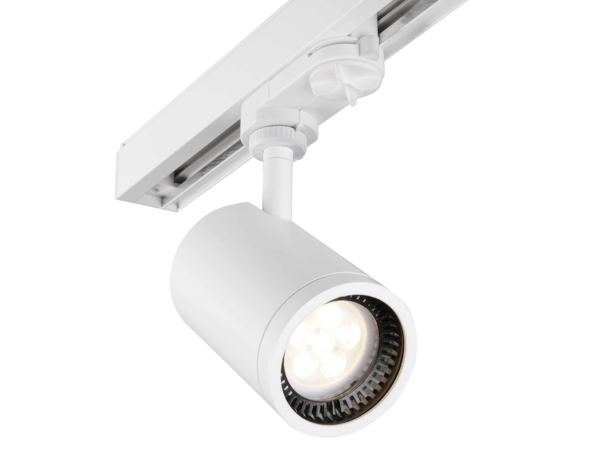 LED track light / round / aluminum / commercial - PACK ACCENT TRACK  sc 1 st  ArchiExpo : global track lighting - azcodes.com