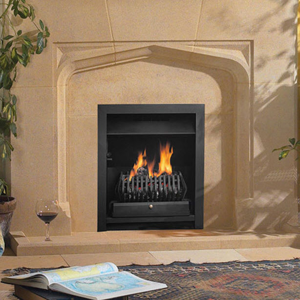 gas fireplace insert gas conversion series jetmaster rh archiexpo com fireplace gas conversion kit gas fireplace conversion to glass