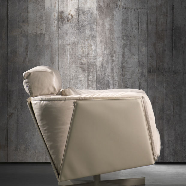 ba41d0a450c traditional wallpaper / rustic / patterned / concrete look - CON-02 by Piet  Boon