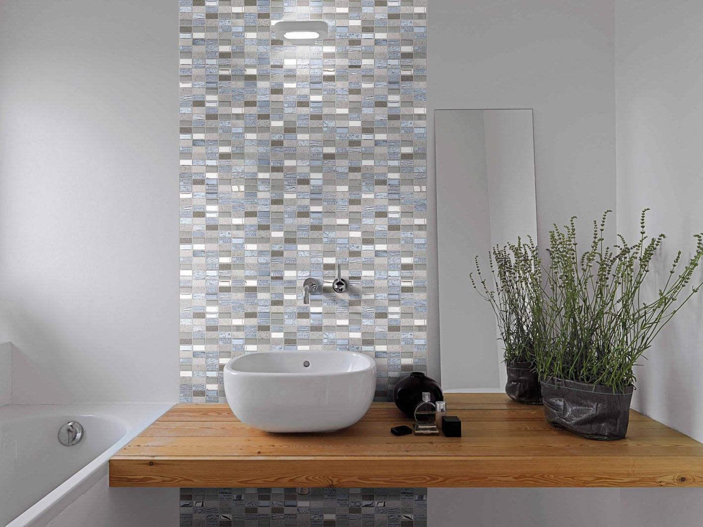 ... Bathroom Mosaic Tile / Kitchen / Wall / Marble