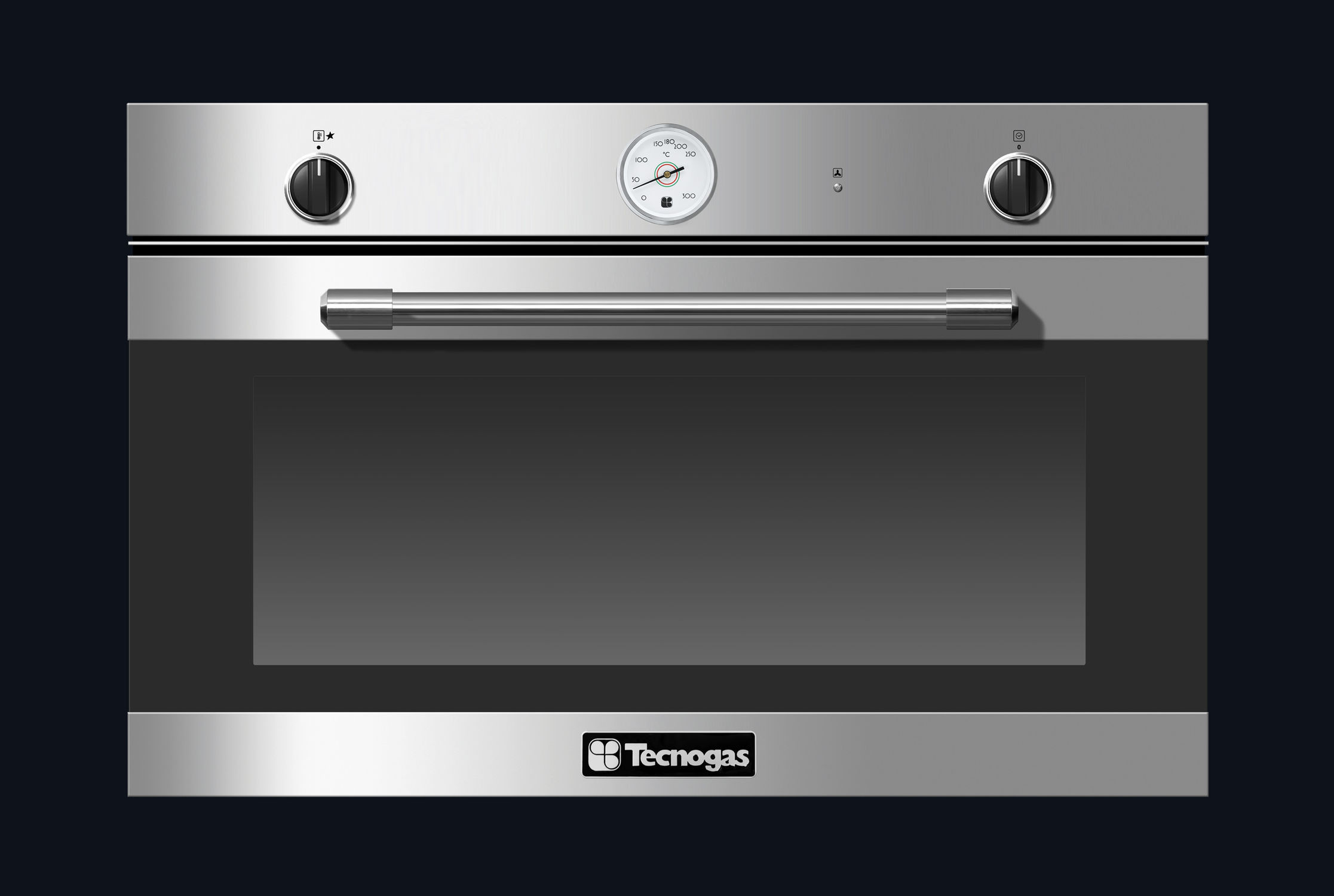 Electric oven / gas / convection / built-in - 90 PRO 2K - Tecno SpA