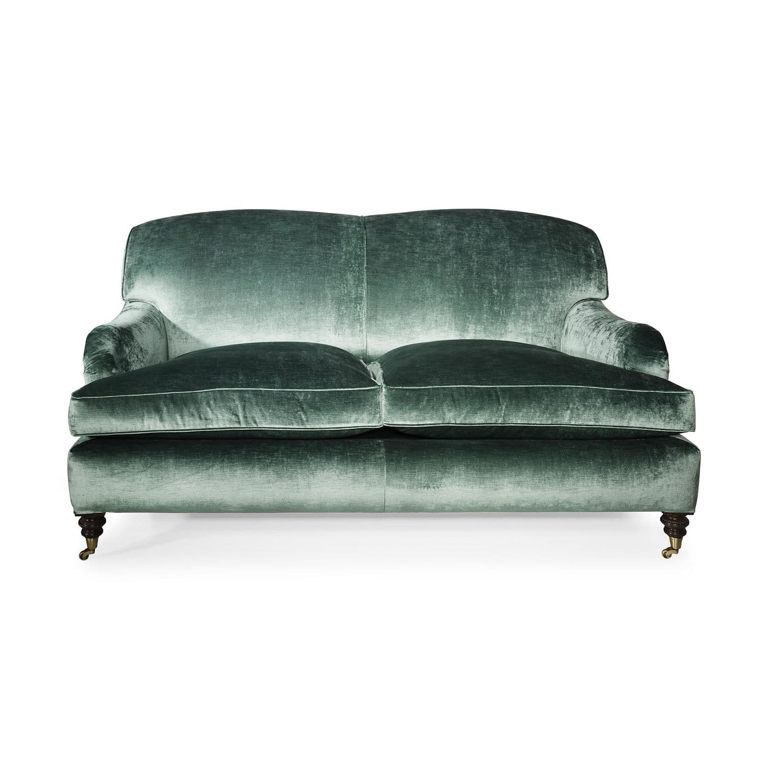 French Style Sofa / For Reception Areas / Velvet / Commercial   HOWARD De  Style