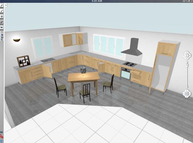 CAD softwarefurniture designfor concrete structures3D